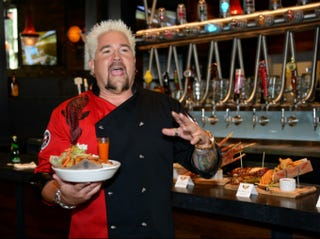 Illustration for article titled Kitchenette: Time to Make Fun of Guy Fieri. A Lot.