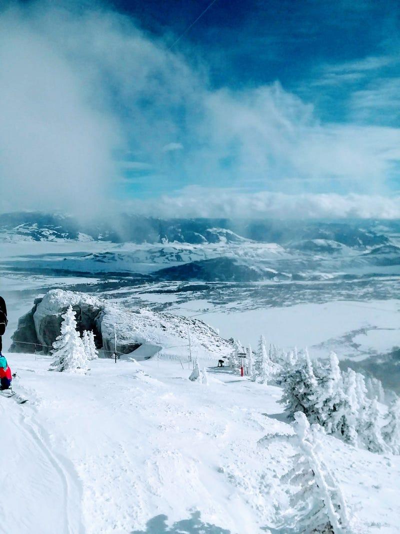 Illustration for article titled '18/'19 Ski Blog (Post #8) - Jackson Hole, WY