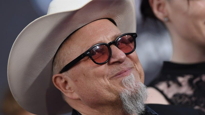 Pictured: Bobcat Goldthwait, Bobcat Goldthwait's hat (Photo: Axelle/Bauer-Griffin)
