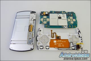 Illustration for article titled The PlayStation Phone, Torn Apart