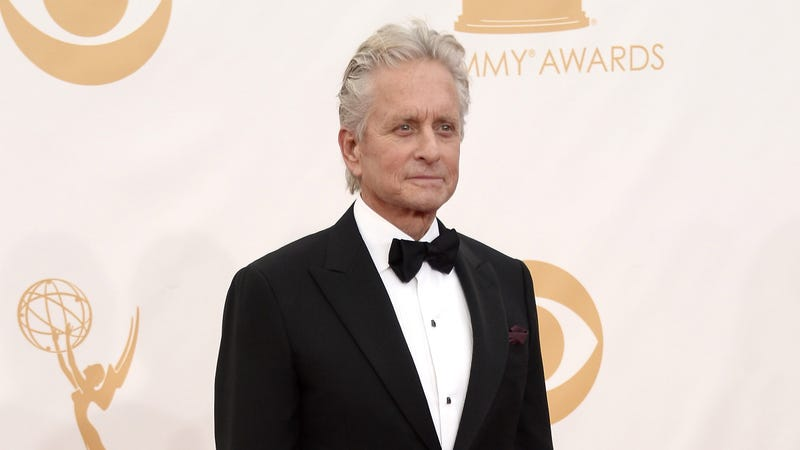 Illustration for article titled Michael Douglas Lied About Throat Cancer to Cover Up Tongue Cancer