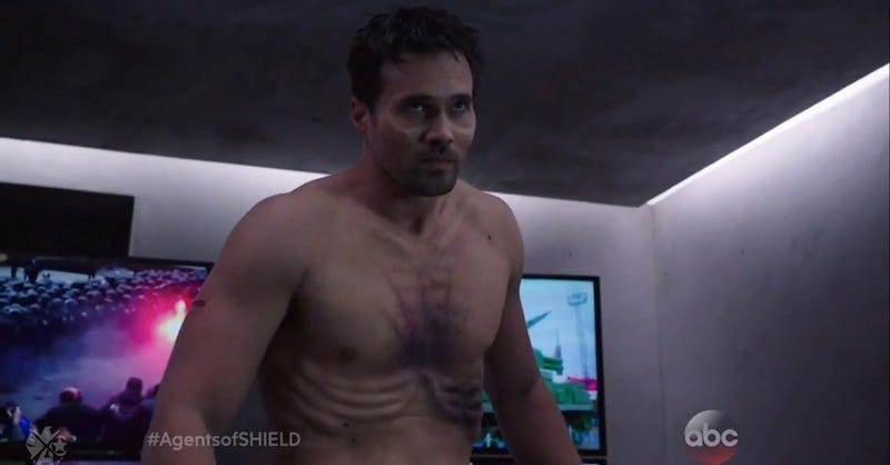 Illustration for article titled Agents of SHIELD's Ward Has Turned Into a Supervillain and Now We Know Which One