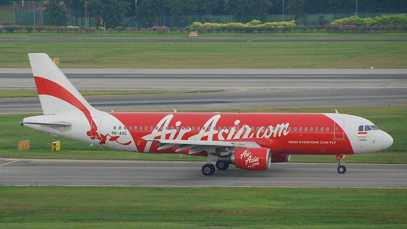 Illustration for article titled Air Asia Flight Carrying 162 Is Missing, Possibly Crashed (UPDATED)