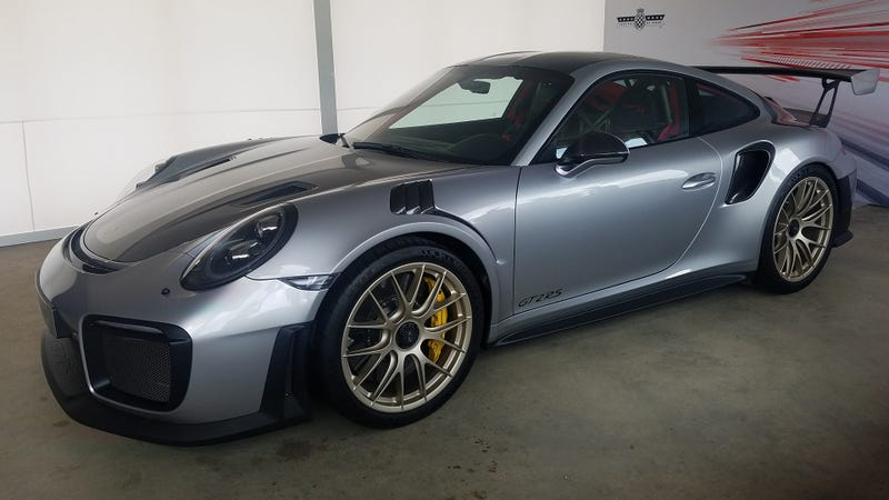 The Porsche 911 GT2 RS Will Be More 'Civilized' With A Mere 700 HP