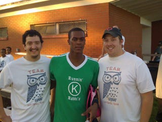 Illustration for article titled Rajon Rondo's Stint As A Jewish Softball Player In Kentucky