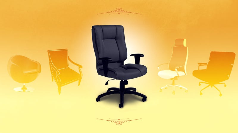 Illustration for article titled Show Us Your Office Chair
