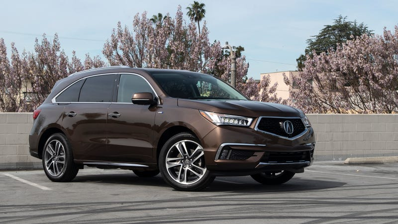 Illustration for article titled What Do You Want to Know About the 2019 Acura MDX Hybrid?