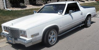 Illustration for article titled 1980 Cadillac Eldamino: For When Your Brat Just Isn't Classy Enough