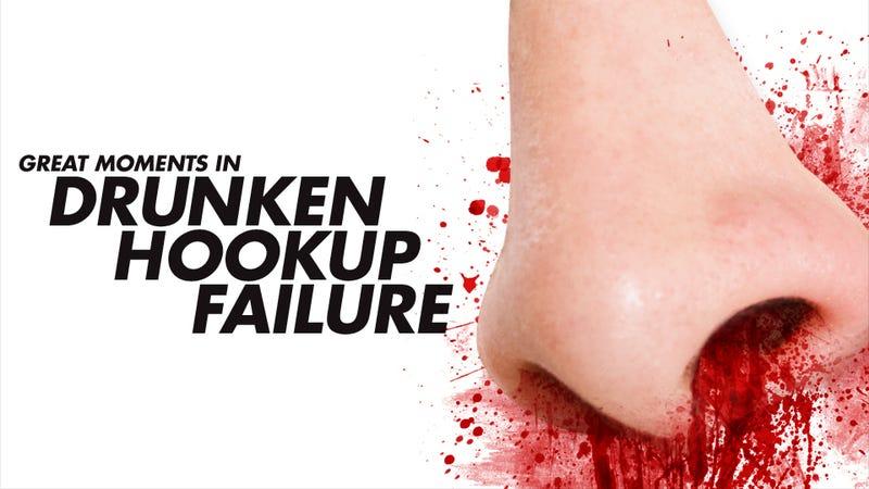 Hookup failure