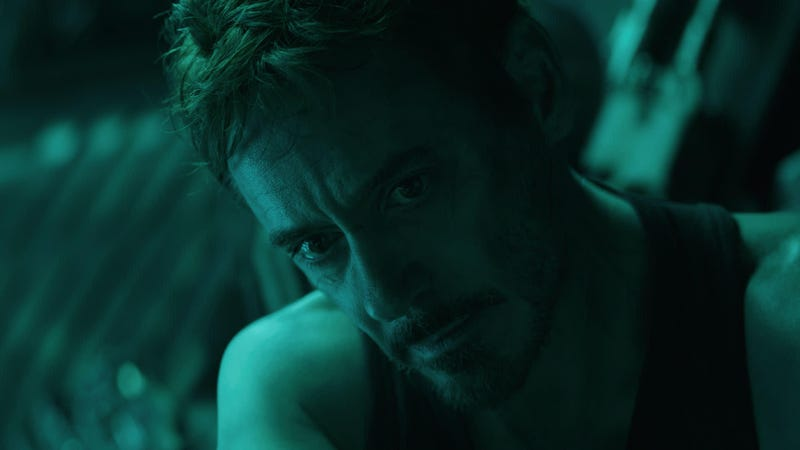 Tony, are you still thinking about Endgame? Us too.
