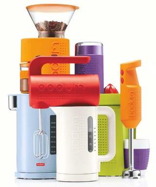 Illustration for article titled Bodum Bistro Rugged Appliances