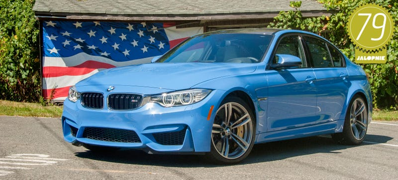 2015 BMW M3: The Jalopnik Review
