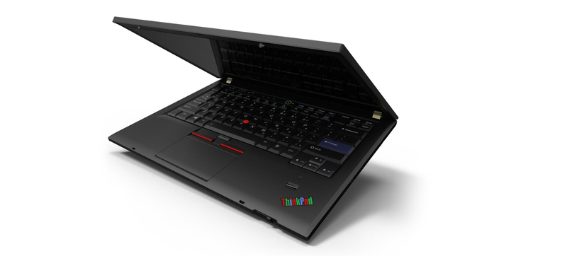 Illustration for article titled Would You Buy This Retro ThinkPad Stuffed With Modern Tech?