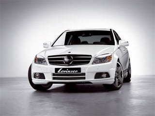 "Illustration for article titled Lorinser Tunes C-Class Up To 305 HP, Makes It ""Hot"""