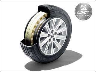 Illustration for article titled Honda Odyssey PAX wheels & tires
