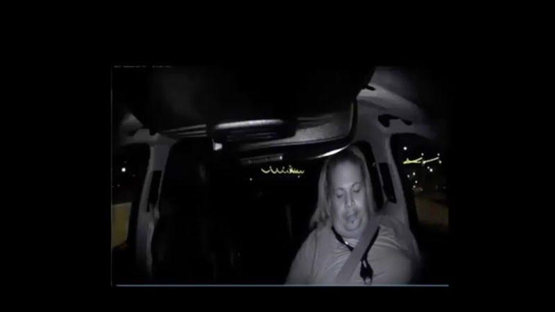 Captura de pantalla del vídeo publicado por la policía de Tempe.