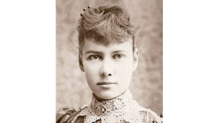 Illustration for article titled Happy Birthday to Nellie Bly, Investigative Journalist and Total BAMF