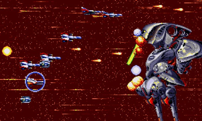 Illustration for article titled Thunder Force IV Was One Of The Best Shooters Of The 16-Bit Era