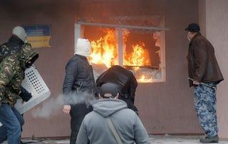 Illustration for article titled Ma este vagy éjjel el kell dőlnie, lesz-e nyílt háború Ukrajnában