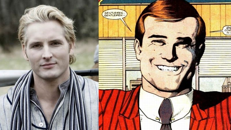 Illustration for article titled Peter Facinelli will play Maxwell Lord on Supergirl