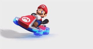 Reminder: You Can Totally Dodge The Blue Shell In Mario Kart