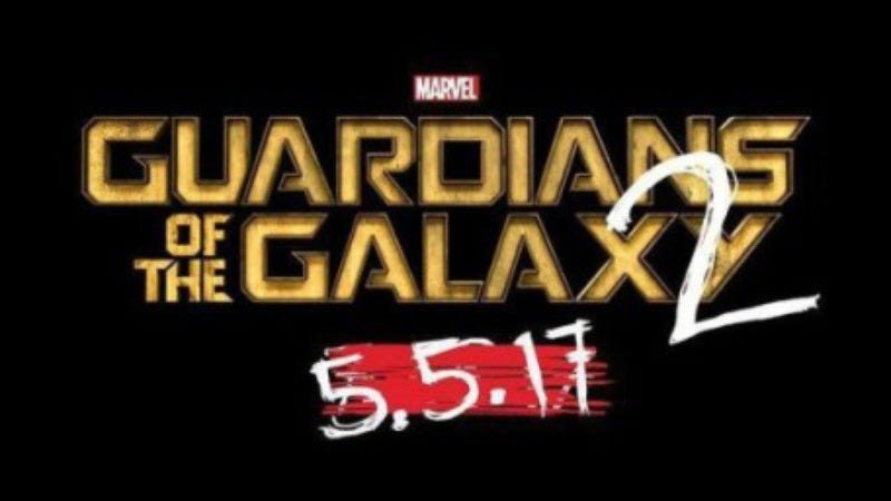 Illustration for article titled James Gunn launches some Guardians Of the Galaxy 2 news into orbit