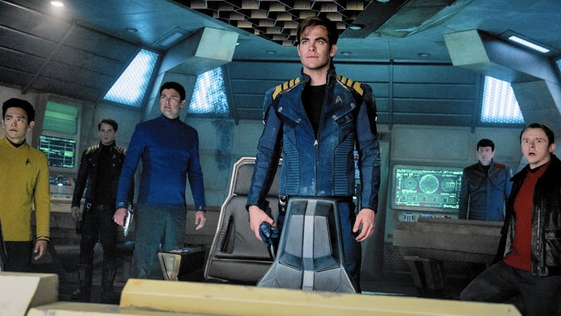 Noah Hawley made some interesting comments about his upcoming Star Trek film.