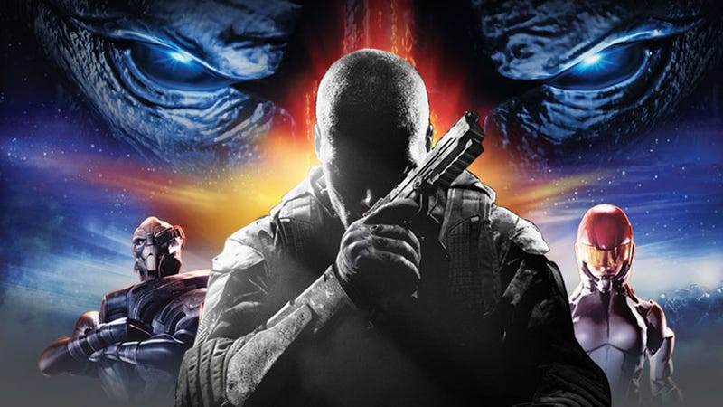 Illustration for article titled Call of Duty is Turning Into Mass Effect