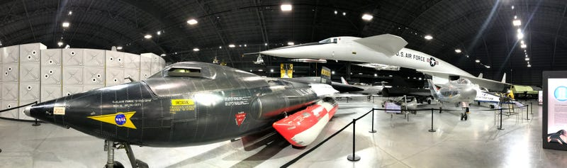 Illustration for article titled USAF Museum