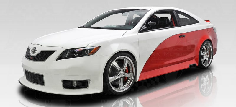 Illustration for article titled For Sale: 2010 Toyota Camry, Low Miles, $160,000