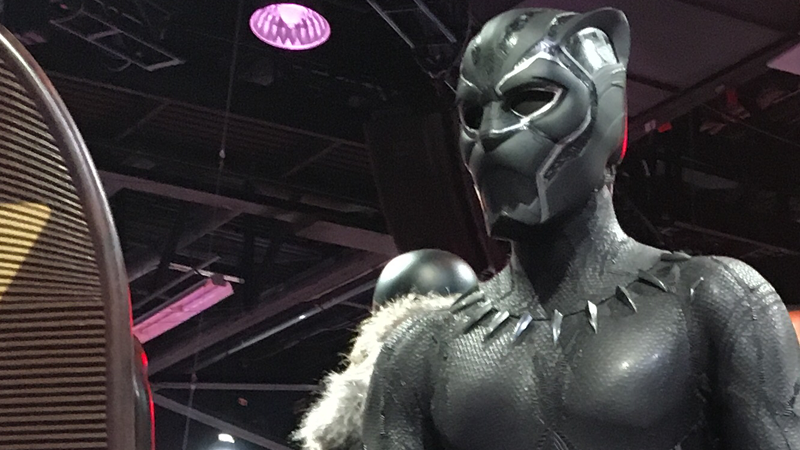 Up Close With the Gorgeous Costumes of Black Panther