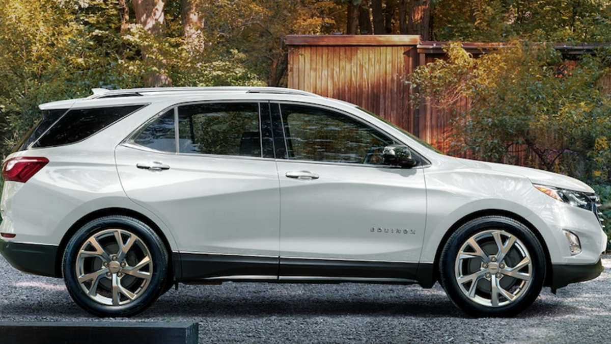 The 39 Mpg 2018 Chevrolet Equinox Sel Seems Like A Hard Updated