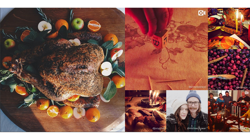 Illustration for article titled Thanksgivukkah Was A Perfect Instagram Storm