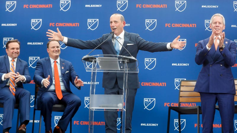 MLS, Which Is Definitely Not A Ponzi Scheme, Wants To Expand By Adding Three New Teams For $200 Million Each