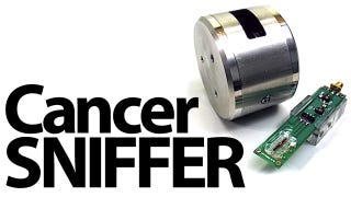 Illustration for article titled Cancer-Detector the Size of a Dime Can Also Spot HIV