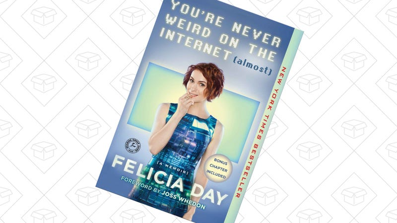 You're Never Weird on the Internet (Almost) [Audible] | $4 | Amazon