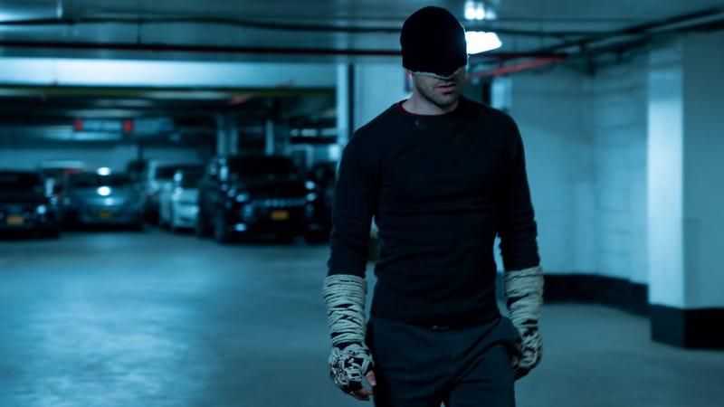 Charlie Cox stars in Marvel's Daredevil