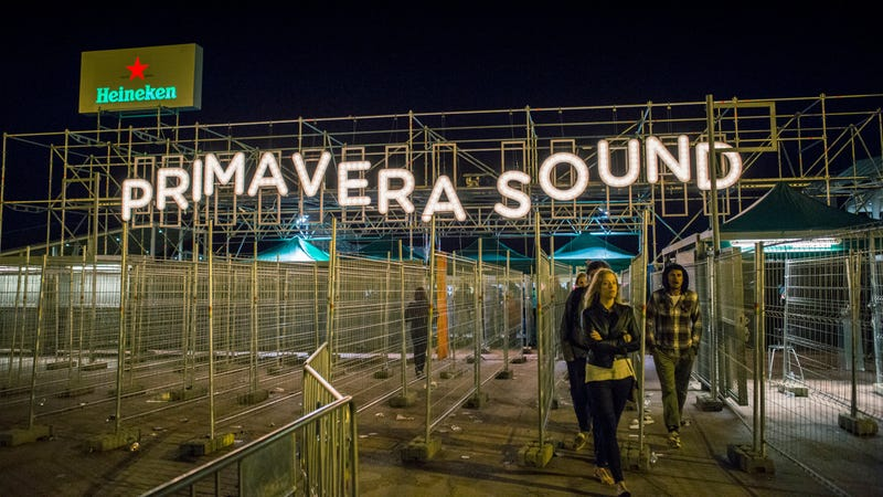 Illustration for article titled Barcelona's Primavera Sound festival is heading to California