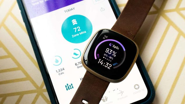 Fitbit Is Reportedly Working on Snore and Noise Detection