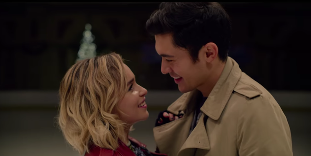 The Last Christmas trailer promises to fill all your holiday rom-com needs
