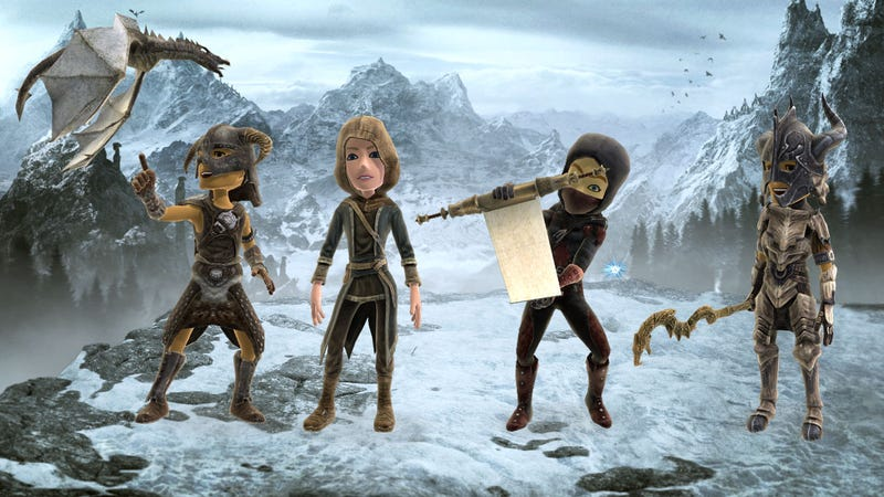 Illustration for article titled Skyrim Creators Miss Opportunity to Make Hilarious Joke