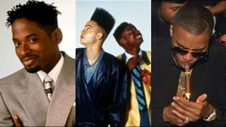 Twist; high-top and flat-top fade; low fade with 360 wavesIMDb; IMDb; Instagram
