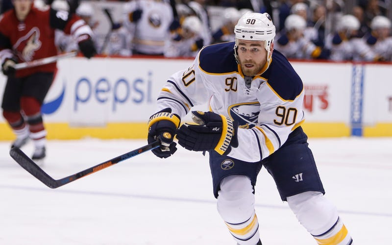 Illustration for article titled Ryan O'Reilly Nominated For Masterton Trophy For Some Inexplicable Reason