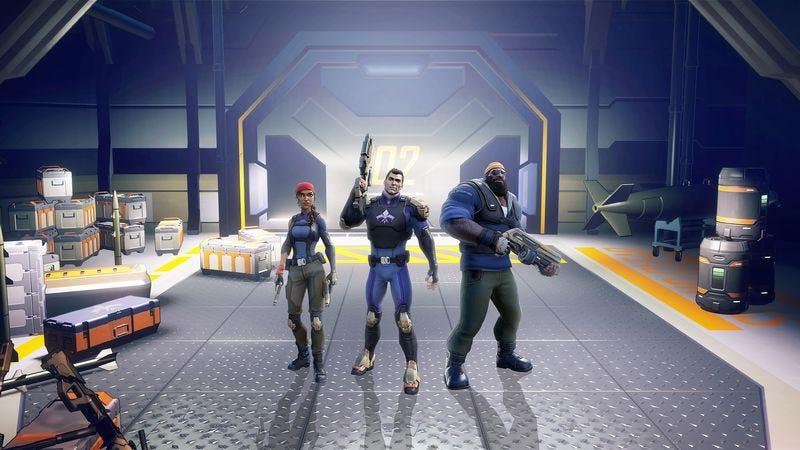 (Screenshot: Agents Of Mayhem/Deep Silver)