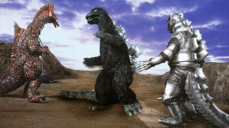 Maybe stay home and watch kaiju movies tomorrow, Shout! Factory suggests
