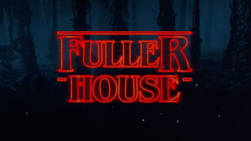Illustration for article titled Fuller House defeats Stranger Things in the Netflix nostalgia wars
