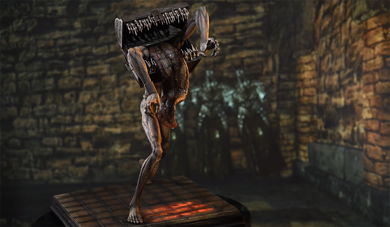 Illustration for article titled The Dark Souls Mimic Is Getting A Statue