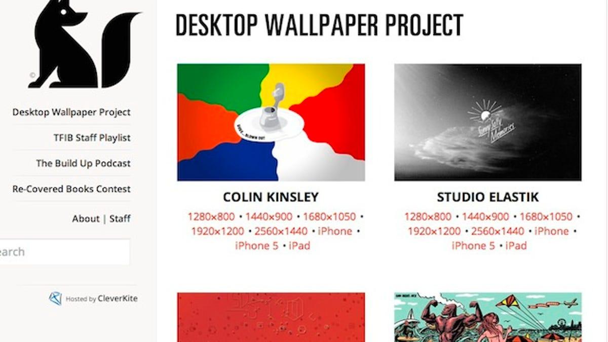 Seven Great, Underrated Desktop Wallpaper Sites