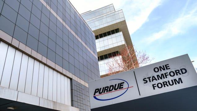 Opioid Ghouls at Purdue Pharma