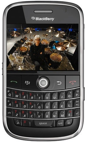 Illustration for article titled Police Drummer Stewart Copeland Lays Down Custom Interface Tones For BlackBerry Bold